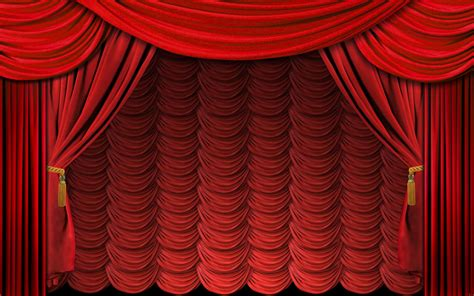 Theatre Drape by Theatrical Curtains Qbn