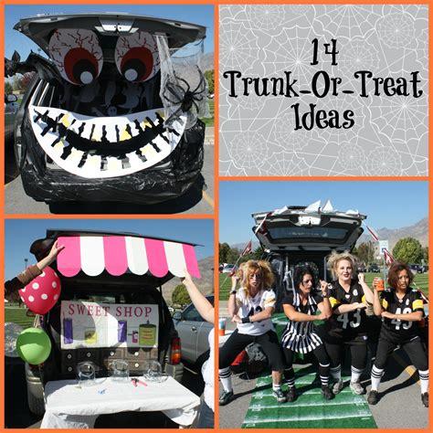 trunk or treat ideas ideas for trunk decorating myideasbedroom com