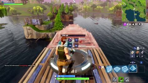 launchpad kill fortnite flyin   eagle baby
