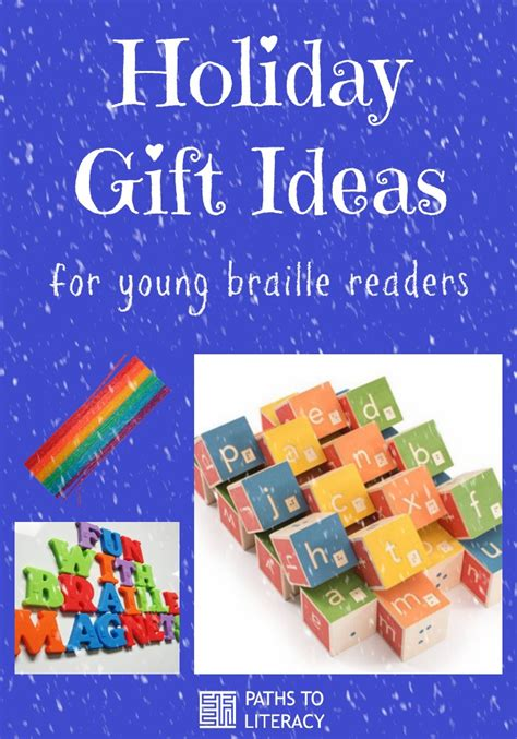 gifts for visually impaired child gift ftempo