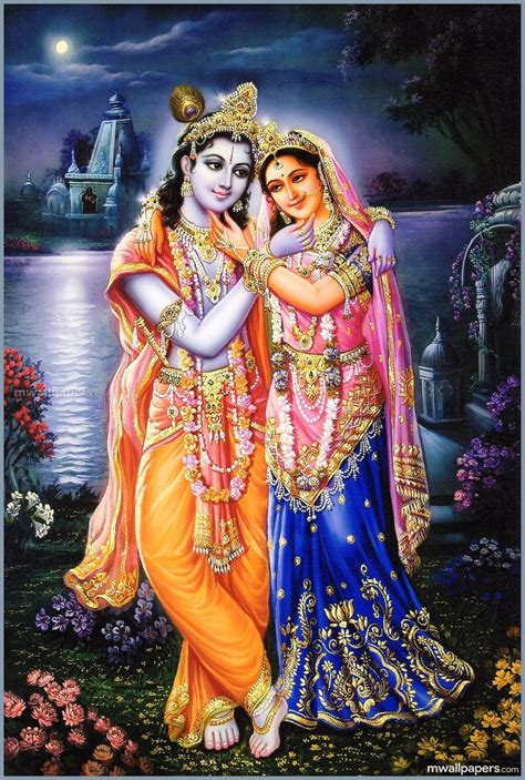 radha krishna hd  wallpapers p