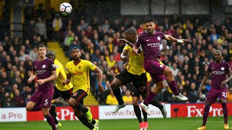watford  man city extended highlights