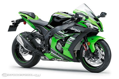 2016 Kawasaki Zx10r First Look  Motorcycle Usa