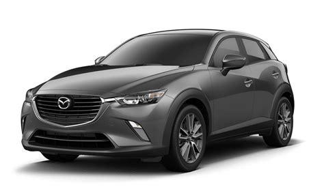 2018 Mazda Cx-3 Subcompact Crossover