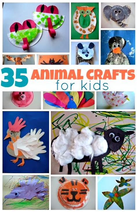 182 best animals theme images on 131 | 1c95de91e1eb91240b990456e4452e13 preschool crafts crafts for kids