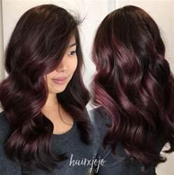 2016 Fall and Winter Hair Colors