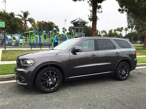 2016 Dodge Durango RT Road Test and Review   Autobytel.com