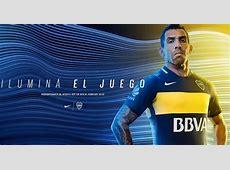 Boca Juniors 1617 Kits Released Footy Headlines