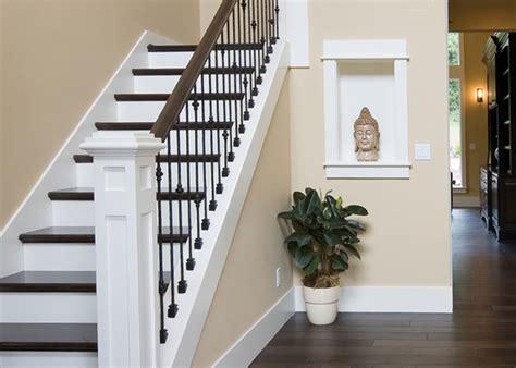 id  deco peindre  escalier en bois penmie bee
