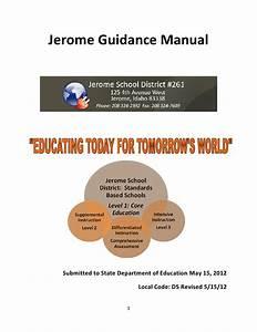 Jerome Jsd Guidance Manual 051512 Pdf