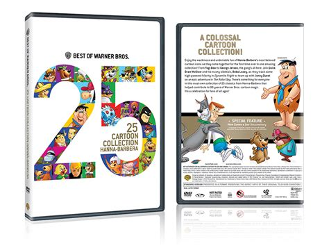 Best Of Warner Bros 25 Cartoon Collection