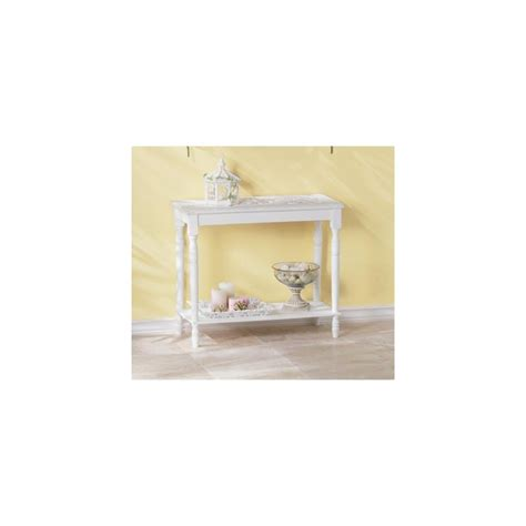 white wood console table white wood console table db decorate