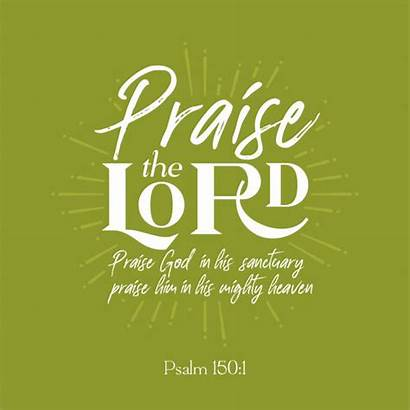 Praise Lord Christian Bible Clipart Background Quote