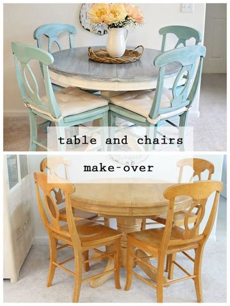 diy kitchen table and chairs 25 best ideas about dining table redo on