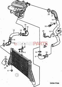 9174442  Saab Intake Air Temperature Sensor