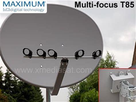 satellitenschüssel einstellen astra maximum multifocus t85 satellitensch 252 ssel sat antenne