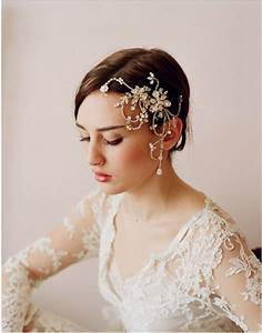 Wedding Headpieces For Short Hair