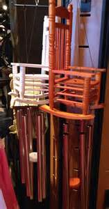 rocking chair wind chimes cracker barrel my pins rocking chairs and barrels