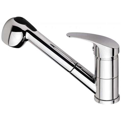 mixer sink kitchen pull spray ivy phoenix tapware tap chrome faucet laundry chr taps mixers swanstreet pullout
