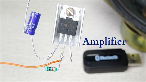 diy simple electronic project  zn youtube