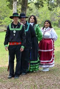 Choctaw Traditional Clothing