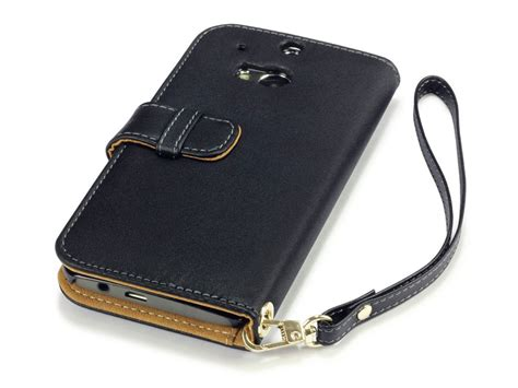 caseboutique wallet case hoesje voor htc