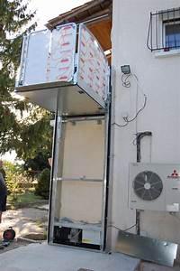 Ascenseur Exterieur Pour Handicapé Prix : pose d 39 un l vateur ext rieur dans une maison oraison ~ Premium-room.com Idées de Décoration