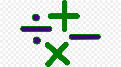 Mathematics Sign Mathematical operators and symbols in
