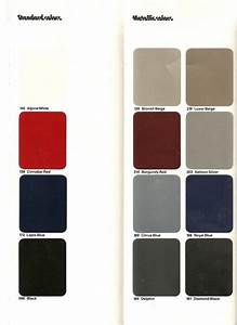 Bmw E21 Color Chart Zobacz Temat Kolory I Kody Farb Bmw