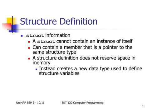 structures powerpoint  id