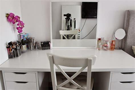 makeup desk ikea alex ikea alex makeup storage organization nazarm
