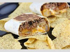 ground beef burrito recipe