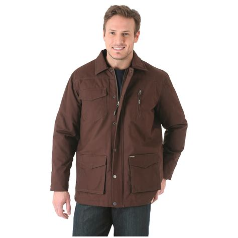 s barn coat wrangler s barn coat 680289 insulated jackets