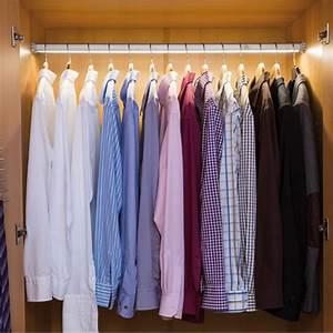 Tringle Pour Dressing : tringle lumineuse pour penderie r glette led ~ Premium-room.com Idées de Décoration