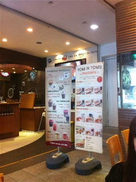 We've compiled a list of all the tom n toms coffee locations. Tom N Toms Coffee - Picture of Tom N Toms Coffee ...