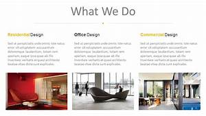 Architecture and interior design powerpoint presentation for Interior design office ppt