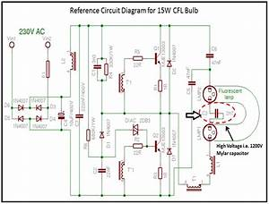 Philips Cfl Circuit Diagram