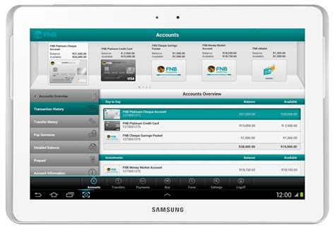 fnb forex trading platform fnb launches next generation banking app for tablets