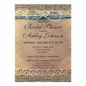 rustic country vintage bridal shower invitations With country wedding shower invitations