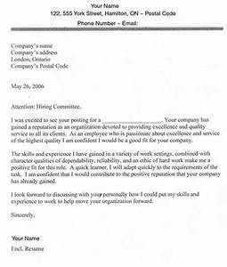 collection of solutions dynamic cover letters With canadian style resume and cover letter