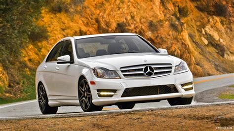 Mercedes C Class Sedan Wallpapers by 2013 Mercedes C300 4matic Sedan Sport Package Plus