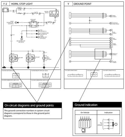 2006 kia sorento stereo wiring diagram dolgular in