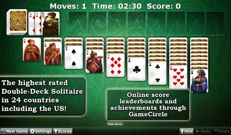deck solitaire free solitaire deck hd android apps on play