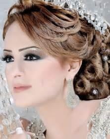 coiffures mariage la femme algérienne comment se coiffer le jour de mariage
