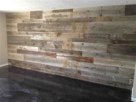 barn wood wall brown shades mixed diy grey barn wood wall