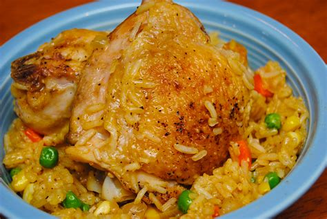 chicken and rice chicken and rice recipe dishmaps