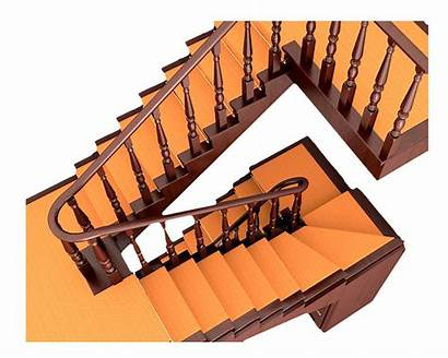 Clipart Stair Staircase Wood Stairs Riser Beam