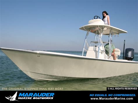 Stepped Hull Fishing Boat by Photo Of Our Largest Custom Fishing Boat With Integrated