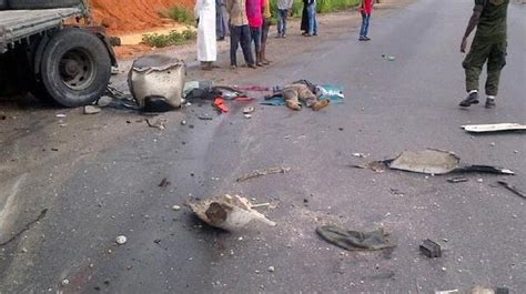 Fatal Accident Along Lokoja-abuja