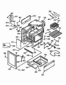 Kenmore 30 U0026quot  Radiant Range Parts